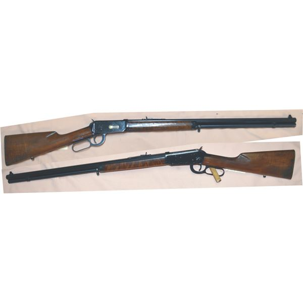 Winchester model 94 Classic 30.30 octagon barrel rifle #MN053XB8