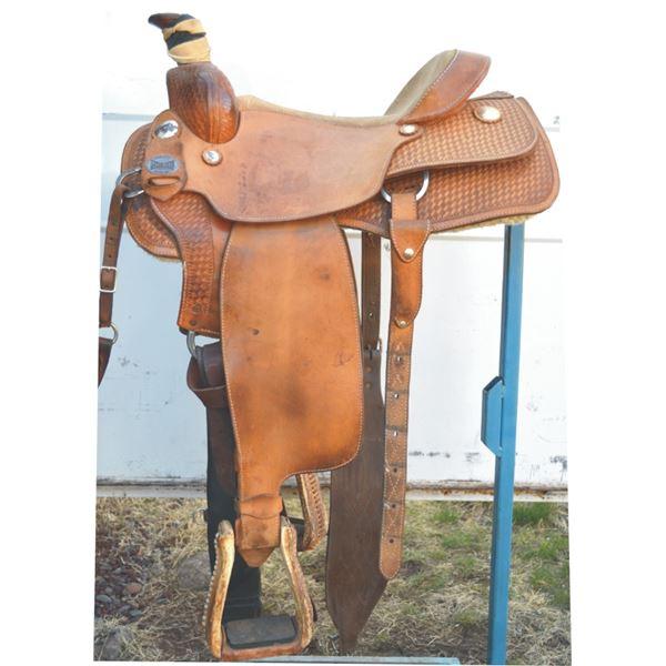 Ortho Flex using saddle