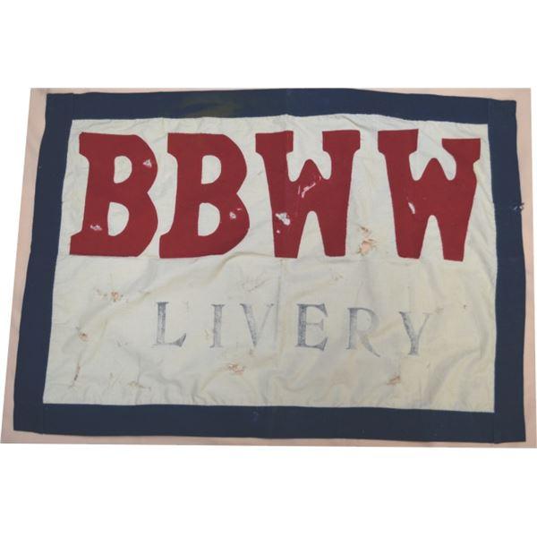 BBWW Livery flag