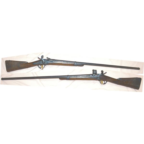 British Snyder 1860's 12ga shotgun