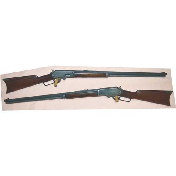 Marlin 1893 32.40 rifle with octagon barrel