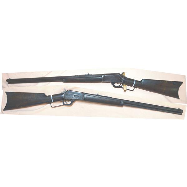Marlin 1889 32.20 octagon barrel rifle