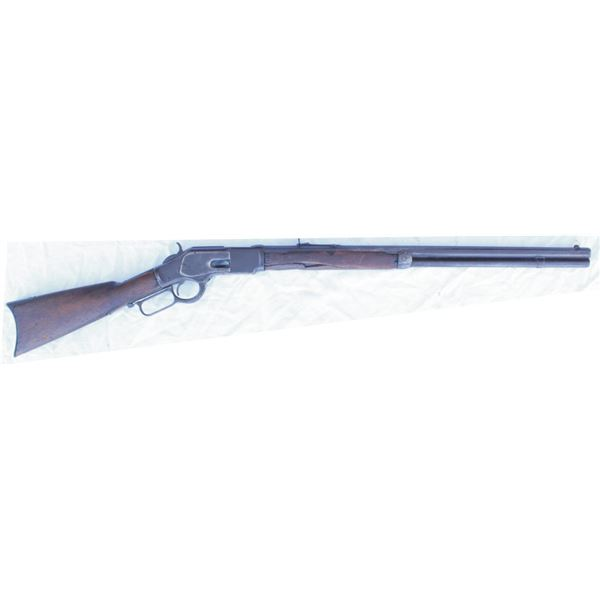 Winchester 1873 .44 octagon barrel rifle #205466 mfg 1886