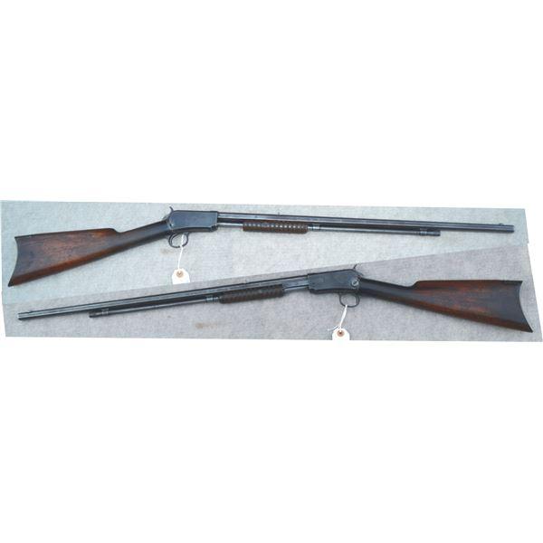 Winchester 1890 .22 octagon barrel rifle