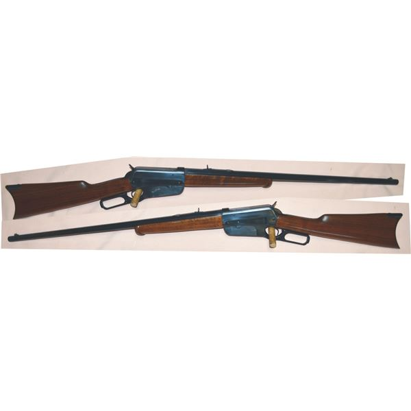 Winchester 1895 1st model transitional rifle