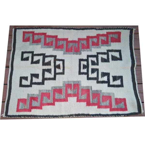 """Navajo blanket 29""""x41"""""""