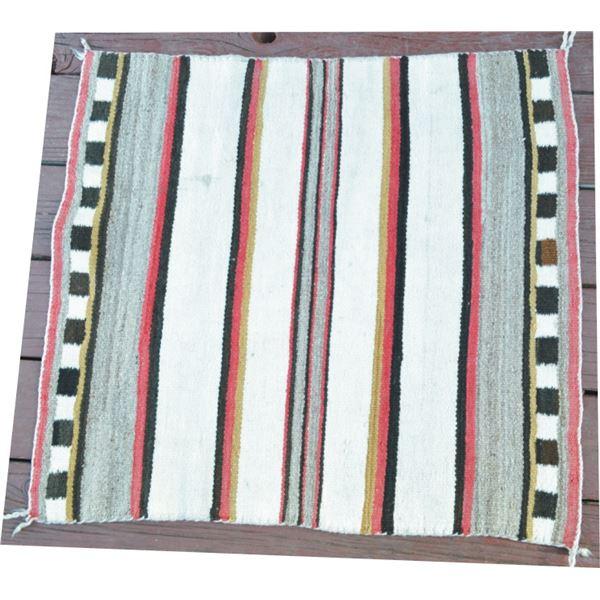 """Navajo blanket 36"""" x 29"""""""