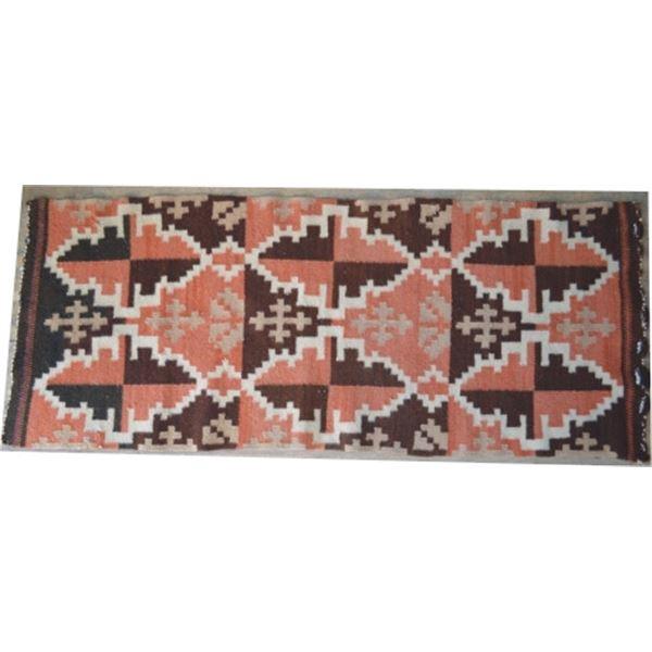 "small Navajo blanket 42"" x 17"""