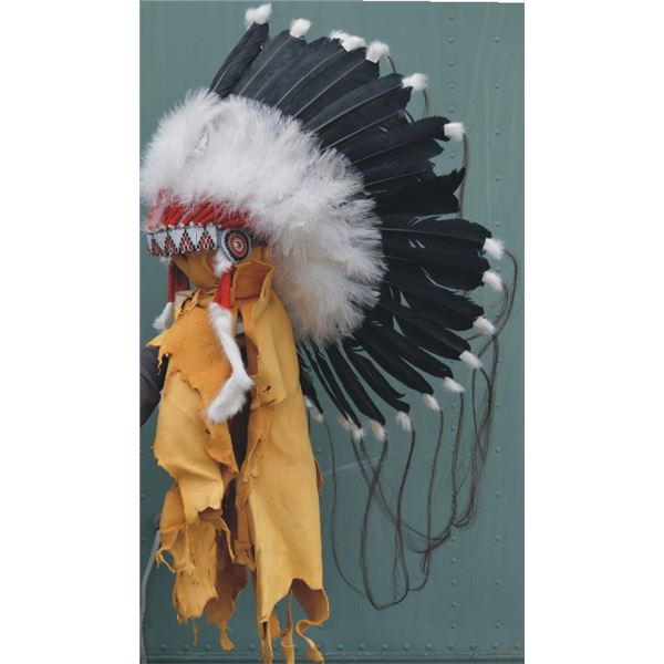 decorator Indian head dress