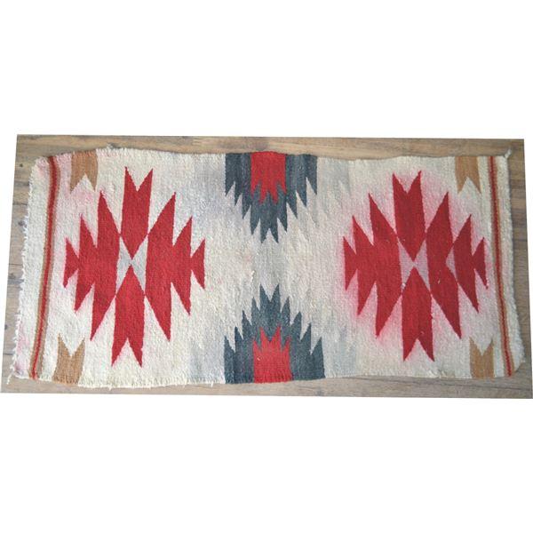 small Navajo blanket