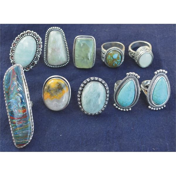 10 south west style rings