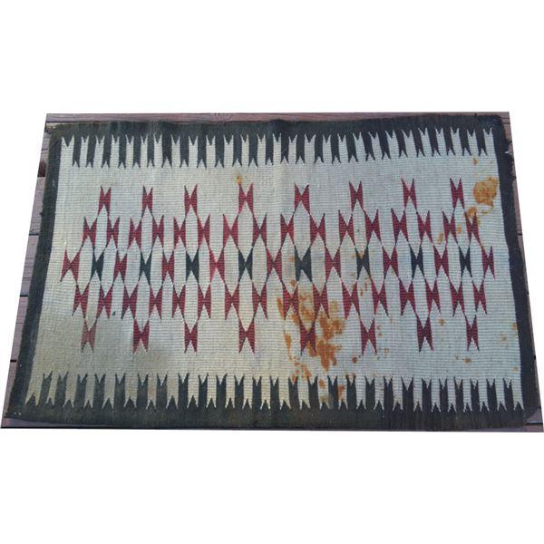 """Navajo blanket 28"""" x 44"""""""