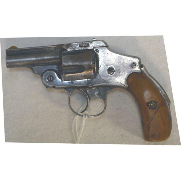 1800's pistol Banker's 1st model .38