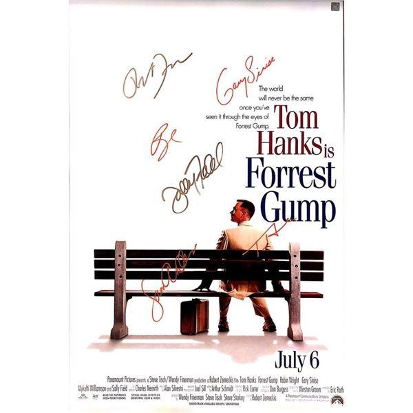 Signed Forrest Gump Poster
