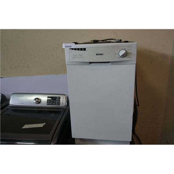 KENMORE APARTMENT SIZE BUILD IN DISHWASHER - WORKING