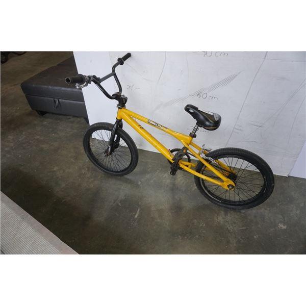 YELLOW HACO BMX BIKE