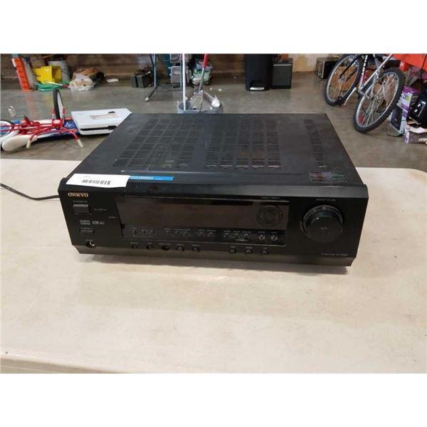 Onkyo HT-R340 receiver