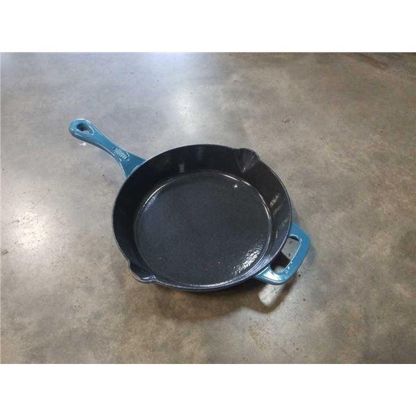 "J A henckels International cast iron enamelled 10"" Frying pan"
