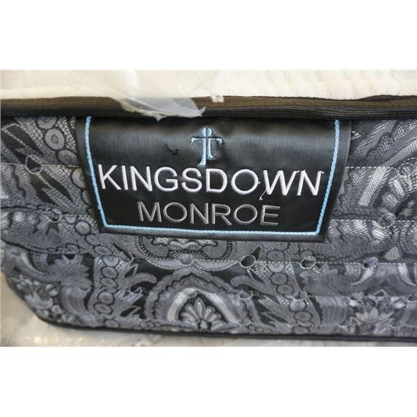 QUEENSIZE KINGSDOWN MONROE MATTRESS