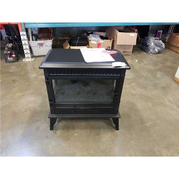FOR LIVING ELECTRIC FIREPLACE WITH REMOTE