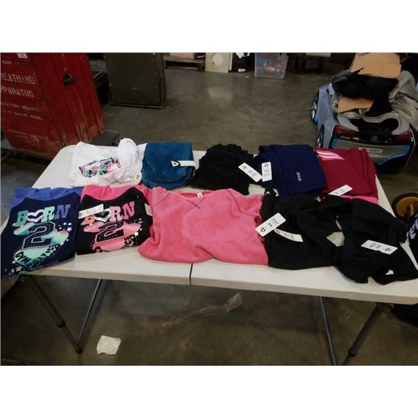 Lot of brand new size 10 teen clothing