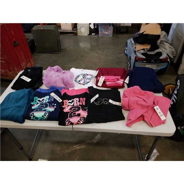 Lot of brand new size 14 teen clothing