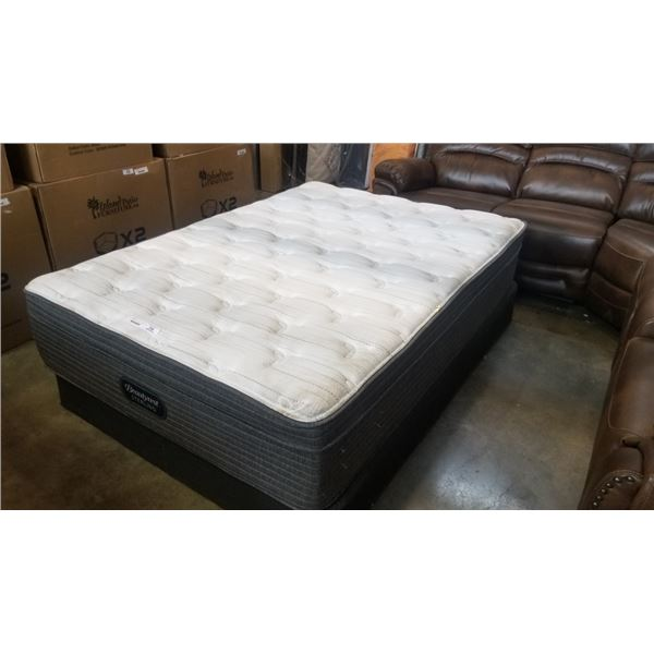 FLOOR MODEL DOUBLE SIZE BEAUTY REST STERLING MATTRESS - RETAIL $1099