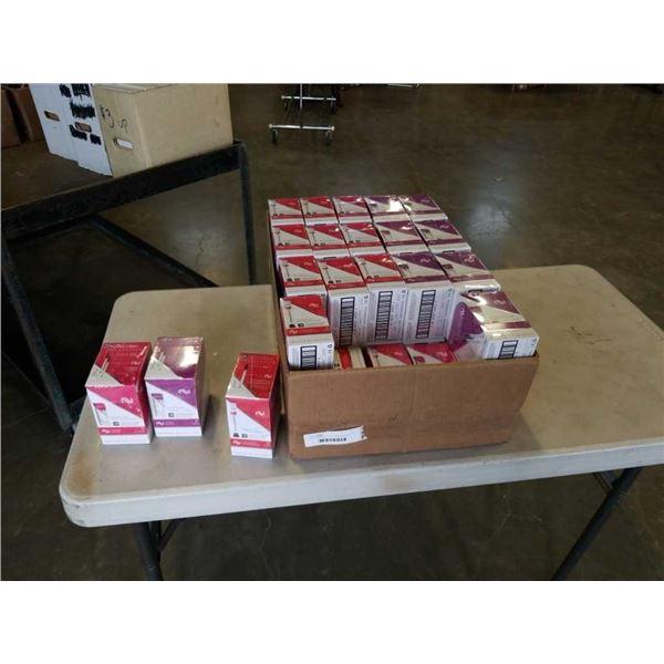 BOX OF SMOKE NV DISPOSABLE EVAPES