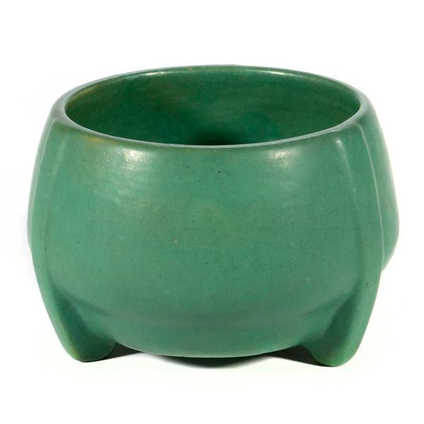 Teco Style Vase