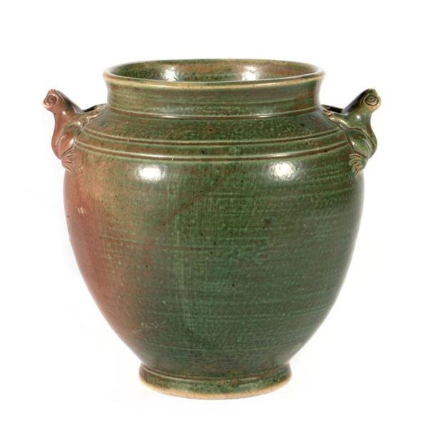 Arts & Crafts Mission Style Vase