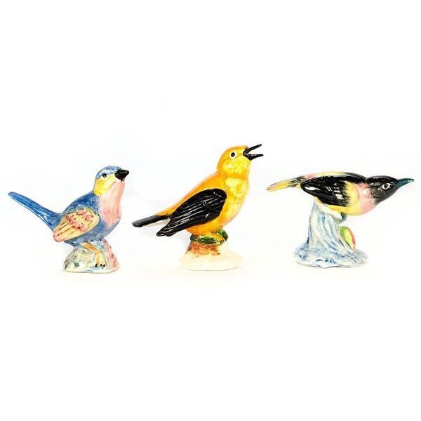 Stangl Pottery Birds