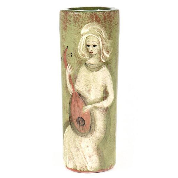 Polia Pillin Mid-Century Ceramic Vase
