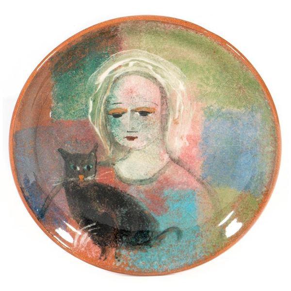 Polia Pillin Mid-Century Plate