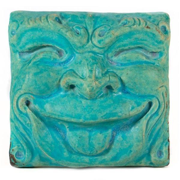 Pewabic Pottery Tile