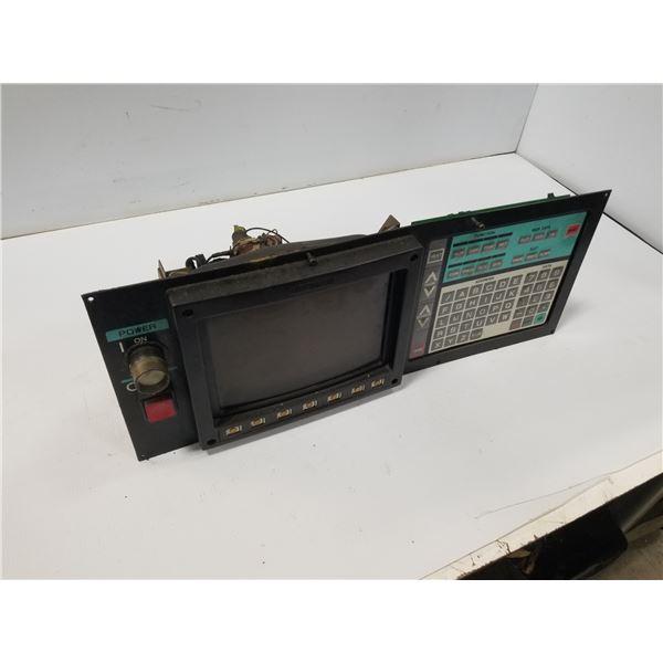 YASKAWA JZNC-OP137 OPERATOR PANNEL W/ MONITOR