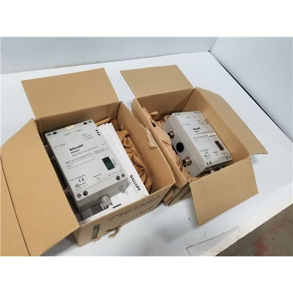 (2) -NEW- BALLUFF BIS C-6027-039-050-06-ST19 EVALUATION UNIT