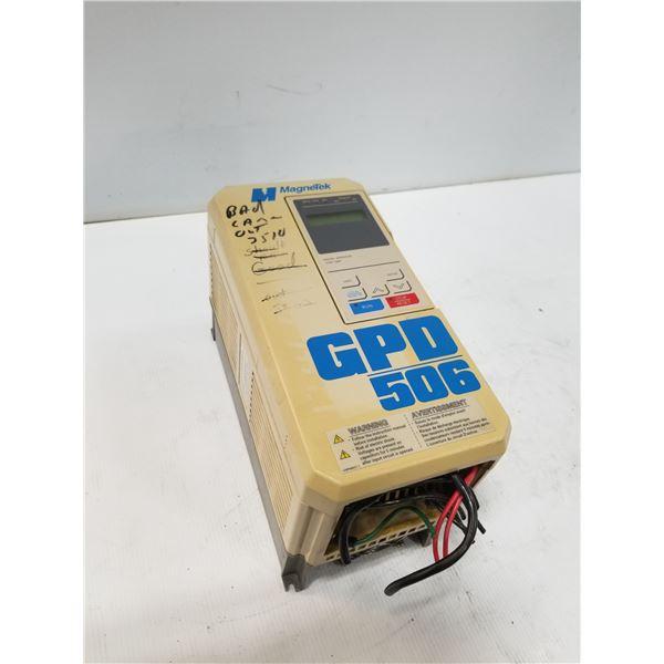 MAGNETEK GPD506V-B008 DRIVE