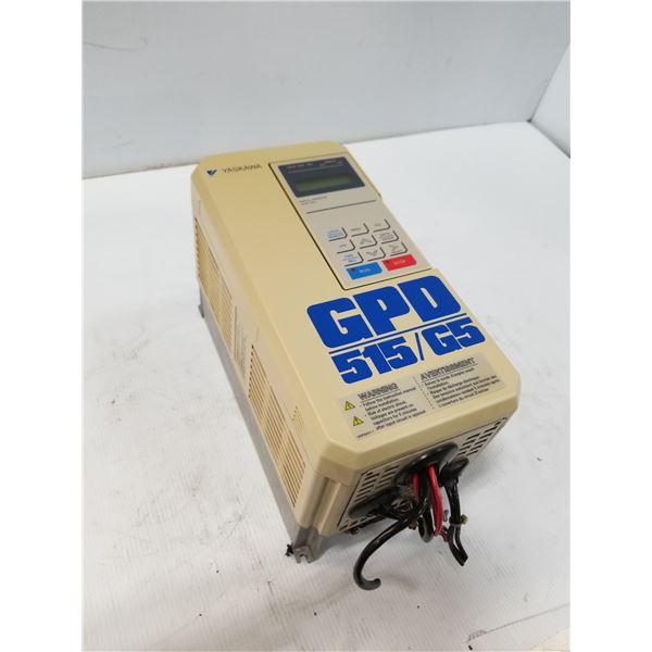 YASKAWA GPD515C-B008 AC DRIVE