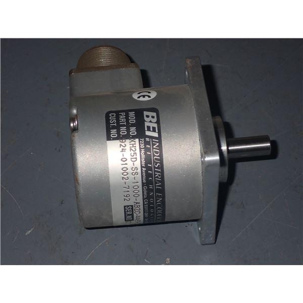 BEI #KH25D-SS-1000-ABZC-4469-SM18 Encoder