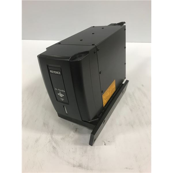 KEYENCE 3-AXIS LASER ENGRAVER HEAD * FROM  MD-F3100C? *