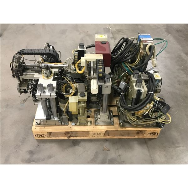 LOT OF CNC AUTOMATION EQUIPMENT
