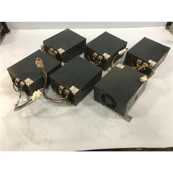 LOT OF DENSEI-LAMBDA JWS600-28 POWER SUPPLY