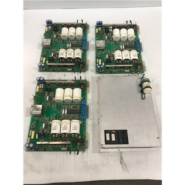 LOT OF STROMBERG / ABB 5761245-2H - DSQC 230 CIRCUIT BOARDS