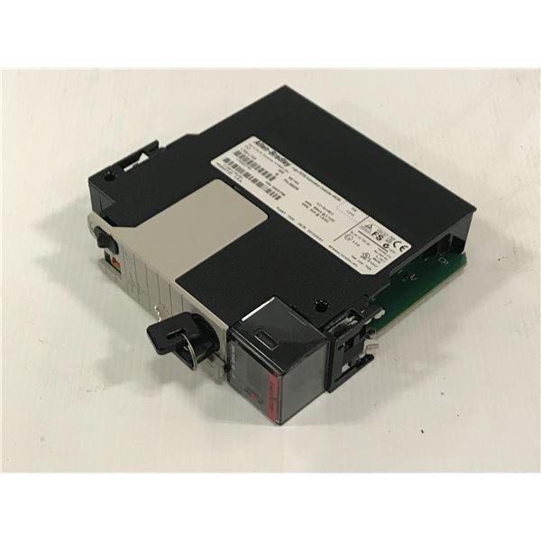 ALLEN BRADLEY 1756-L72S LOGIX 5572S AUTOMATION CONTROLLER 4M/2M