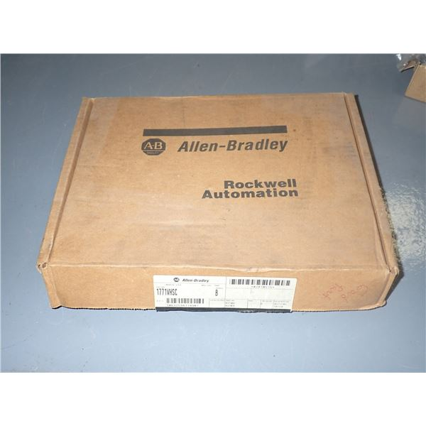 Allen Bradley #1771-VHSC/B Module