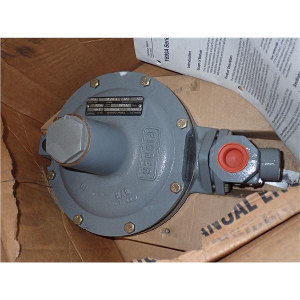 FISHER CONTROLS #Y690AH-2 GAS BLANKETING REGULATOR