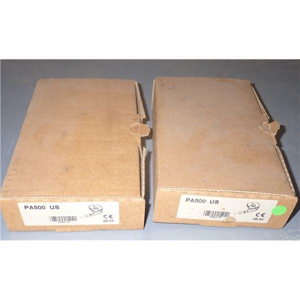 (2) PA500 US Units