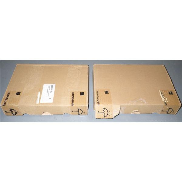(2) Heidenhain #375133-02 Sensor / ST 3078 Probe Units