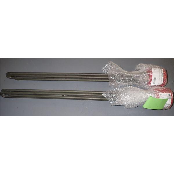 Lot of (2) Chromalox KW-3-0392-M1