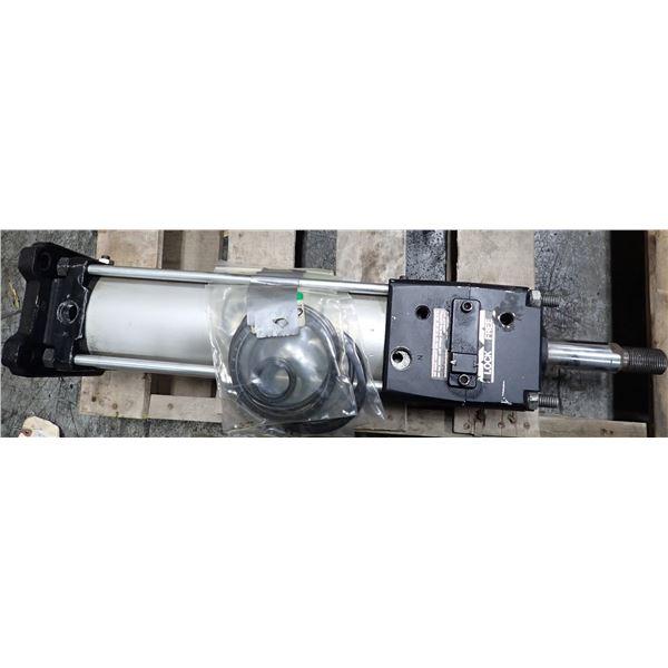 SMC #CDLAGN100-250-D-X1US Cylinder